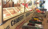 Musée Maurice Dufresne - Stand fête foraine & voitures à pédale