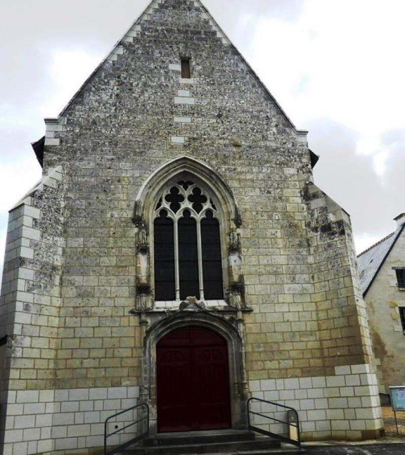 Eglise de Nouâtre (1)