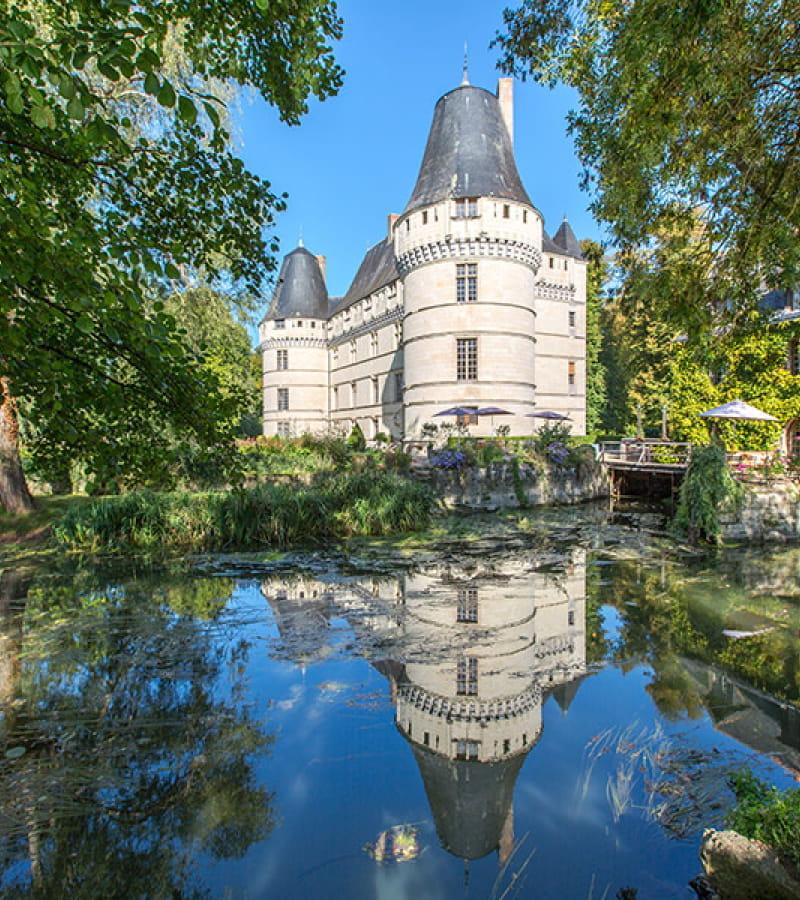 Chateau of l'Islette - Azay-le-Rideau