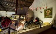 Camion Electrique Sovel - Entreprise Poulain - Musée Maurice Dufresne