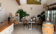Rousseau Frères tasting room - Esvres-sur-Indre, France.