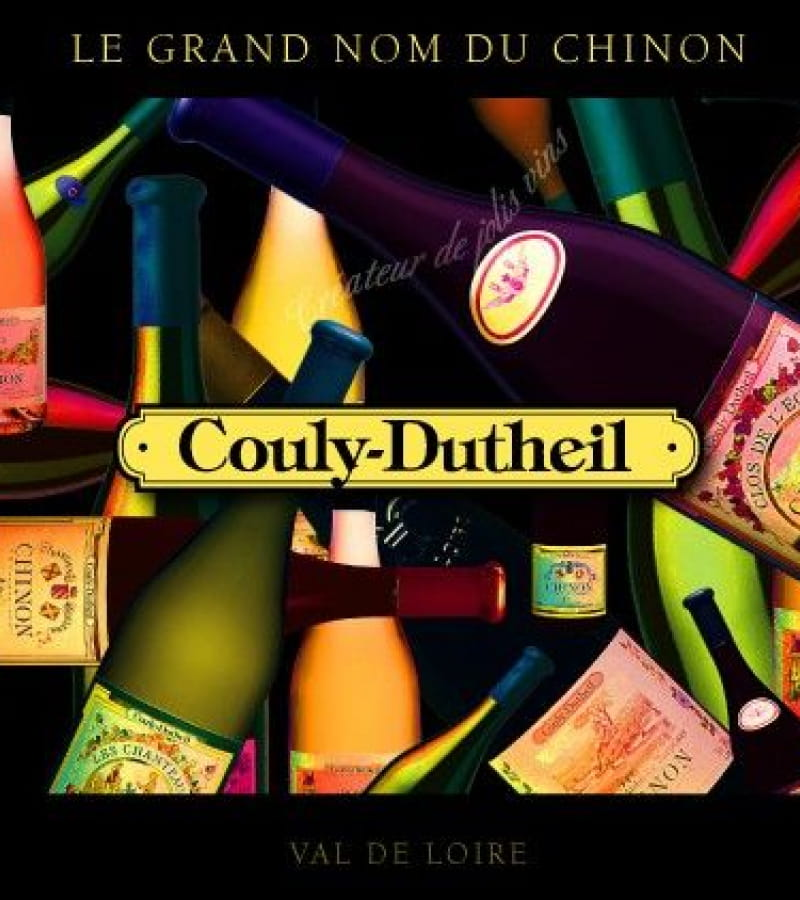 VITICULTEUR CHINON COULY DUTHEIL
