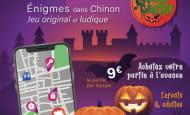 chasse bonbon halloween