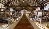 Musée Maurice Dufresne - Salle des métiers à tisser