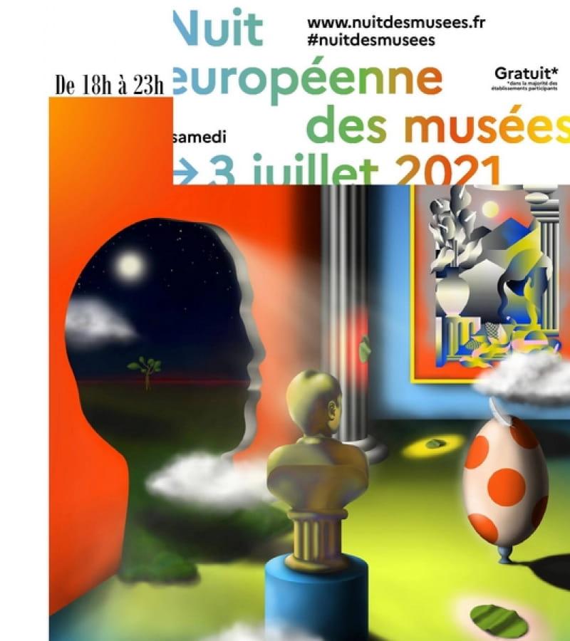 nuit des musées Richelieu 2021