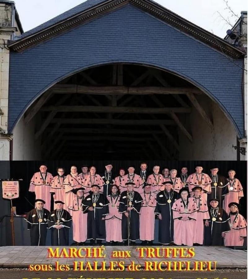 marché aux truffes Richelieu 2021