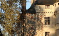 Chateau of l'Islette - Loire Valley