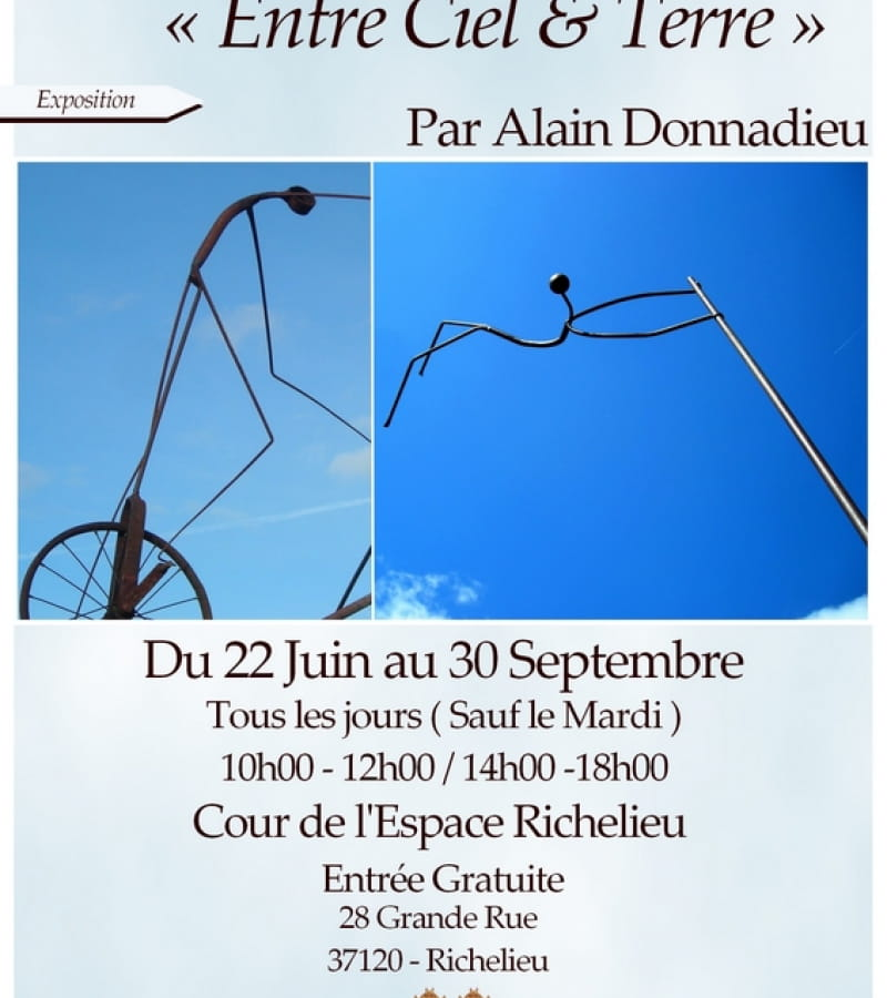 Exposition Metalsculptures