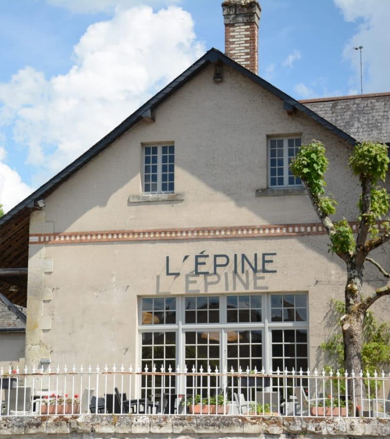 Azay-le-Rideau - L'epine