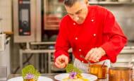 Restaurant Au Chapeau Rouge, à Chinon - Christophe Duguin