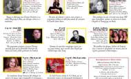 programme Festival de Musique de Richelieu 2021