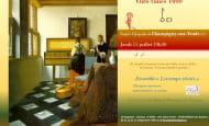 concert Les Temps Réunis Sainte Chapelle Champigny sur Veude juillet 2021