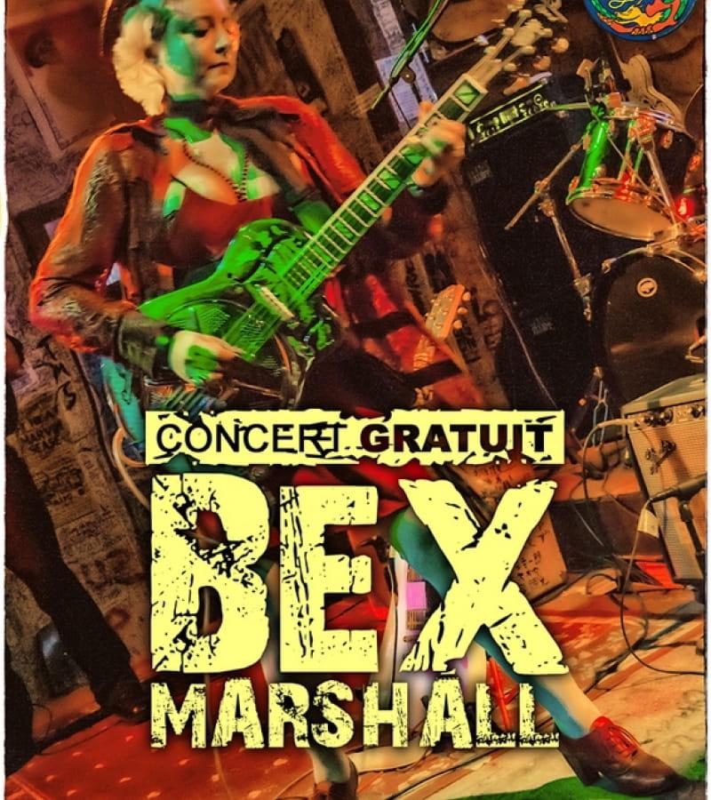 concert Bex Marshall Café Saint George Faye la Vineuse 2019