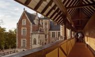Le château du Clos Lucé - Val de Loire