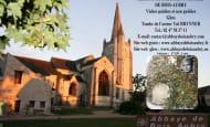 Abbaye Royale Saint Michel de Bois-Aubry 3