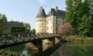 Chateau of l'Islette - Indre River