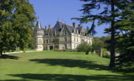 Château de la Bourdaisière, Montlouis-sur-Loire.