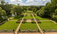 Chateau of l'Islette - The garden