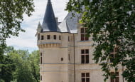 Azay-le-Rideau castle - France