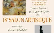 salon artistique Richelieu 6 et 7 juillet 2019