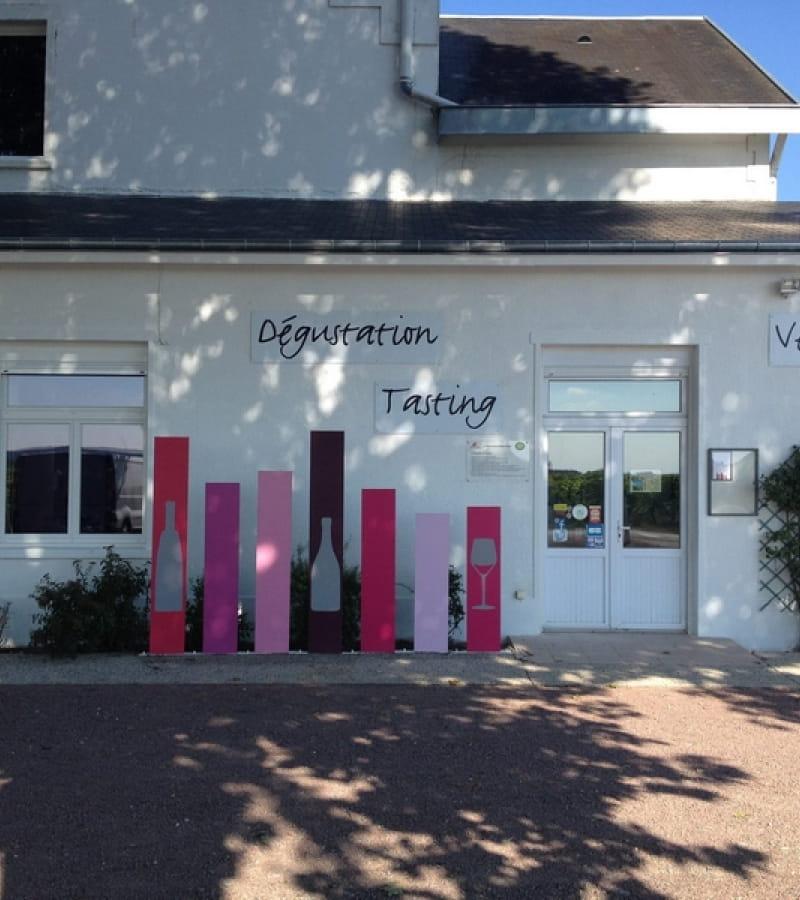 Cave des vins de Bourgueil - Robert et Marcel
