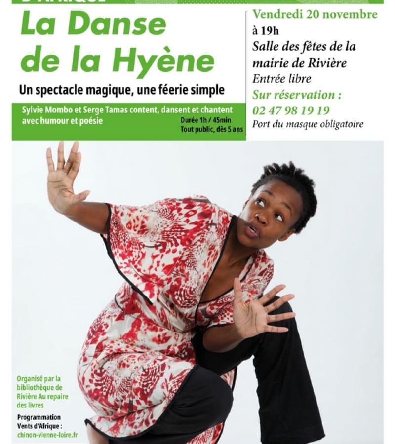 la danse de la hyene