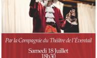 Le Médecin malgré lui Espace Richelieu juillet 2020