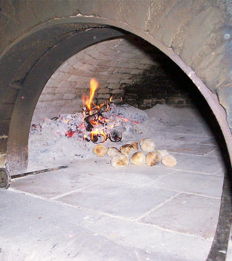 Atelier 'Four à pain'