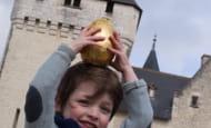 Pâcques au château du Rivau