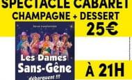 spectacle cabaret Les Ducs de Richelieu Braye sous Faye 2019