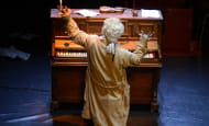 Singe d'orchestre - Cie Laissons de côté @Gil Deluermoz- 72dpi