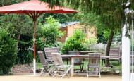 Les Marronniers terrasse privée