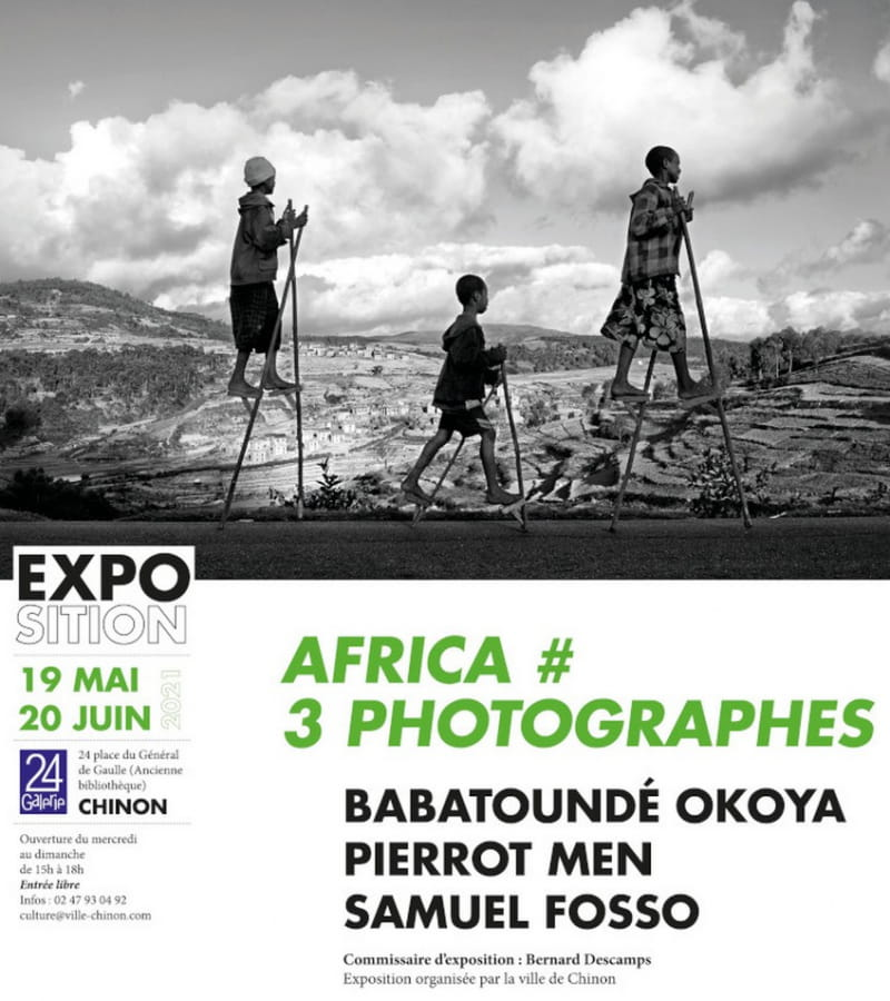 affiche exposition Africa