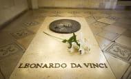 Tombe de Léonard de Vinci