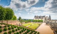 Château royal d'Amboise - Le jardin de Naples
