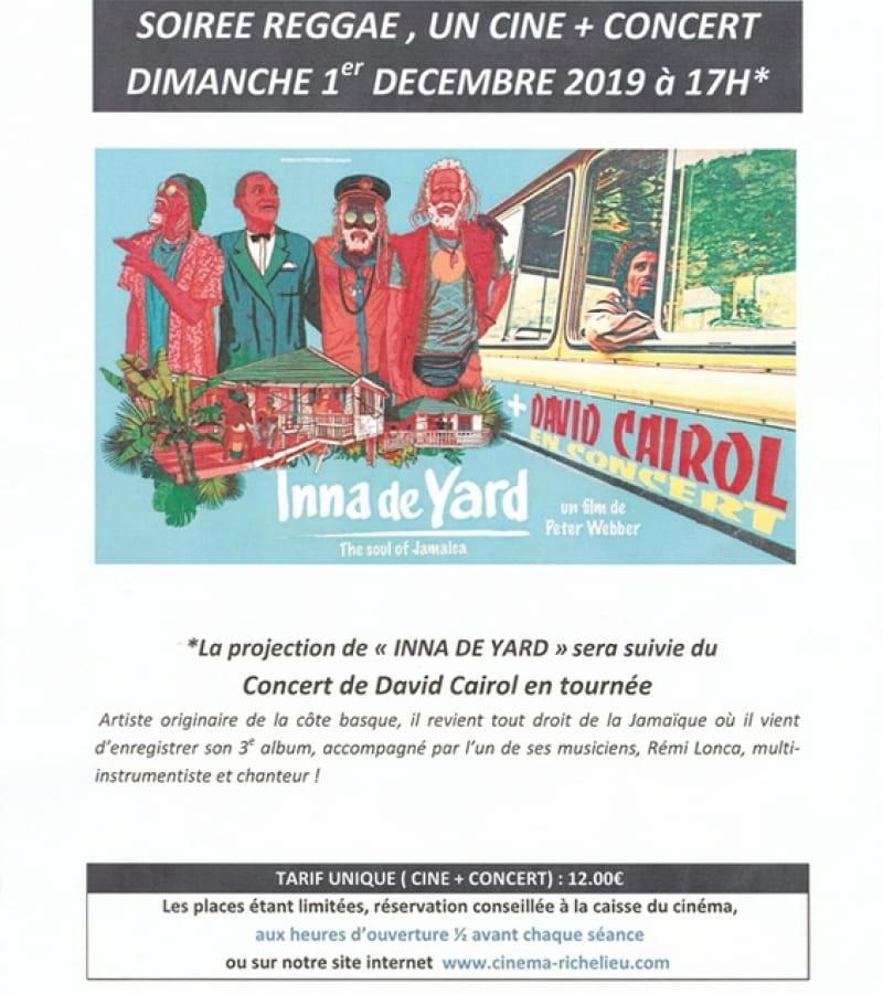 Ciné concert Richelieu 2019