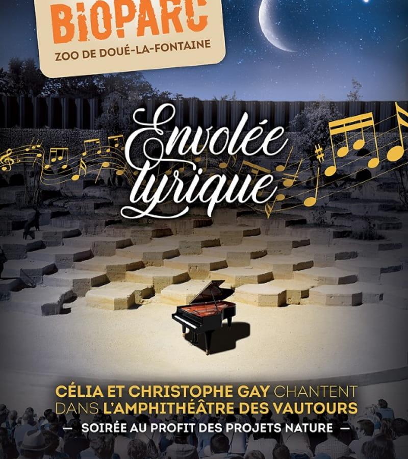 Concert Bioparc Doué 15.07