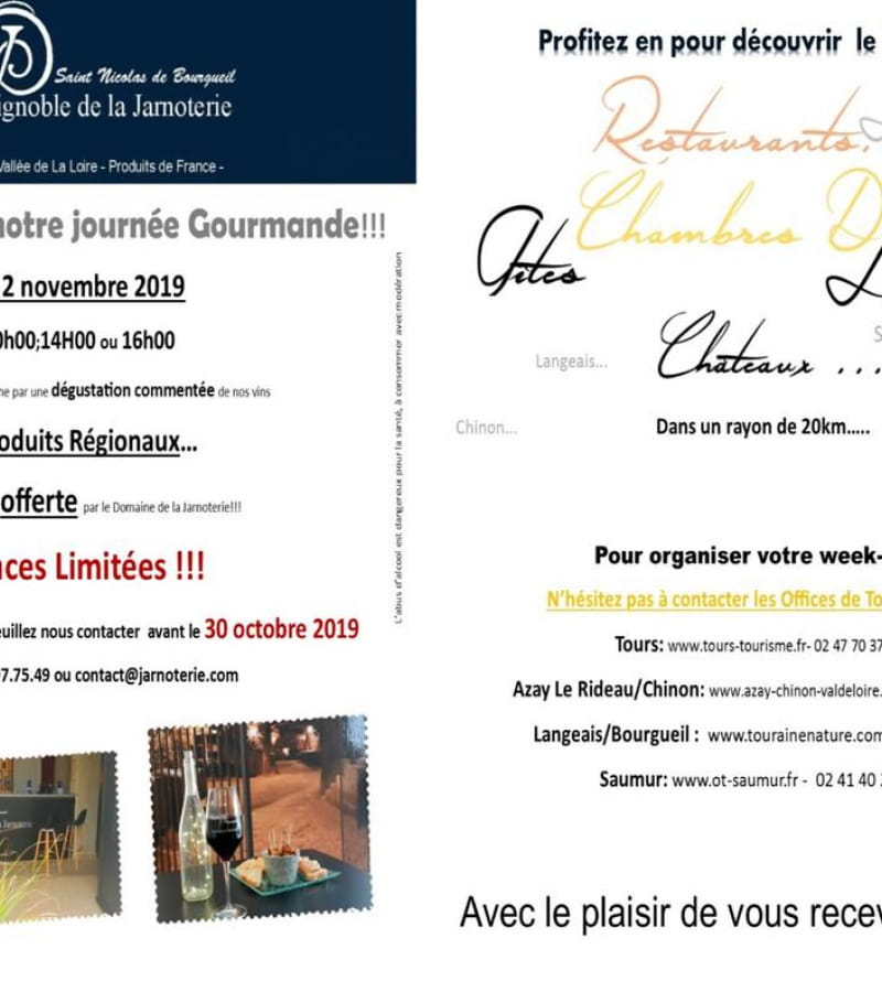 journee gourmande jarnoterie