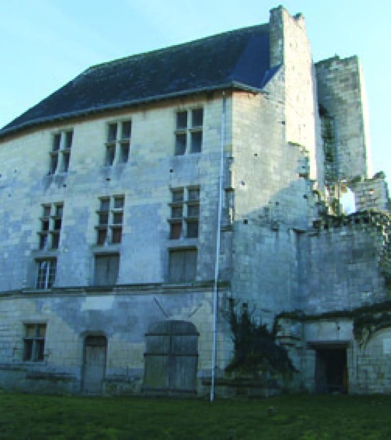 Château de Crissay