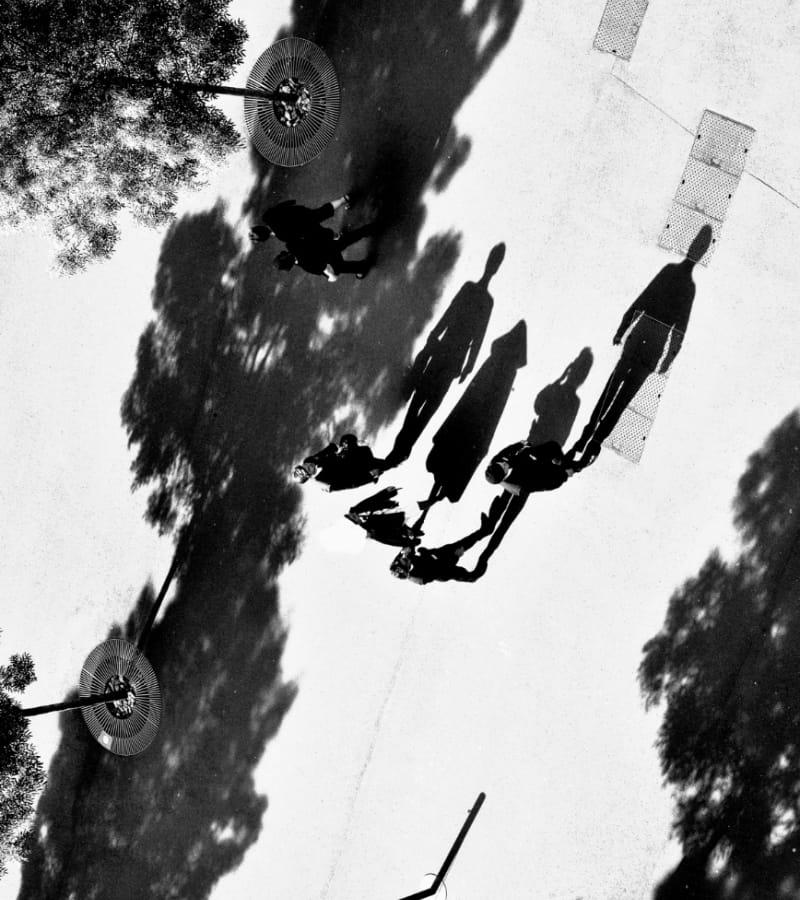 expo ombres portées photographies Pascal Szolnik Espace Richelieu septembre 2020