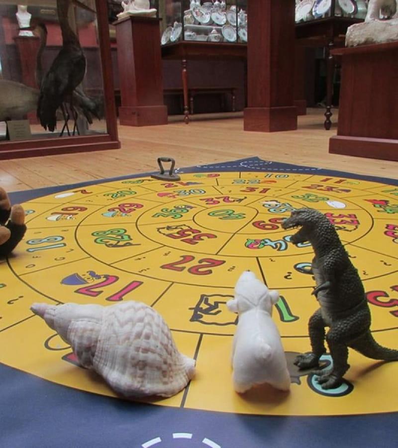 Animation famille (3-6 ans)-C'est l'été au musée Joseph-Denais - crédit DAMM