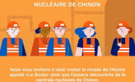 JEP centrale nucleaire