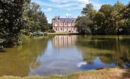 Réserve de Beaumarchais, Autrèche - Le château de Beaumarchais