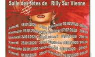 Théâtre Rilly sur Vienne 2020