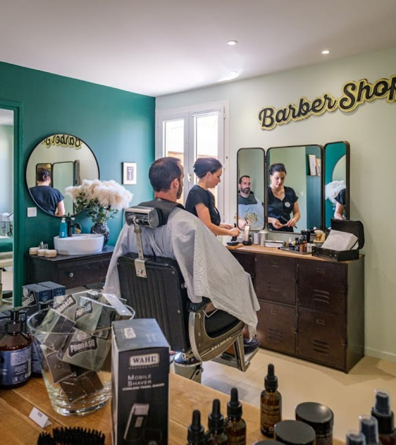 coin barber