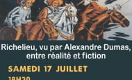conférence Richelieu vu par Alexandre Dumas Marie-Pierre Terrien 2021